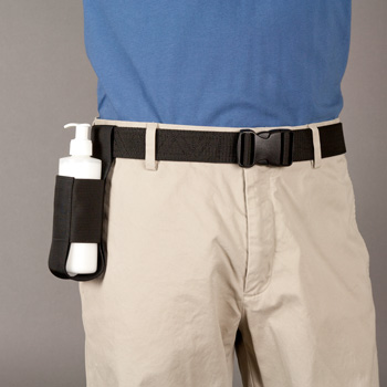 Massage Oil Bottle Holster